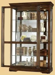 oak curio console console curio display cabinet best of cabinet large console curios with glass doors