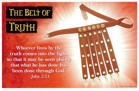 Image result for belt of righteousness images