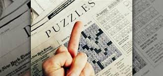 Letter in the ww2 phonetic alphabet crossword clue. How To Dominate The New York Times Crossword Puzzle Puzzles Wonderhowto