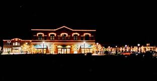 Xmas lighting decorations Decoration Ideas Decorated For Christmas St Louis House With Many Christmas Lights Rottler Pest Lawn Solutions Christmas Lighting Allinclusive Christmas Lighting And Decorating