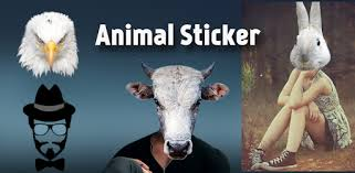 Приложения в Google Play – Animal <b>Hipster</b> Sticker <b>Face</b>