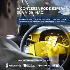 Detran.RJ fará campanha Maio Amarelo 2020 em ambiente digital