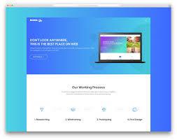 Best High Tech Website Designs 83 Best Free Bootstrap 4 Templates 2020 Business Website