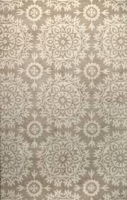 bashian rugs norwalk taupe floral area rug  reviews  wayfair