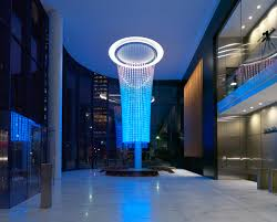 Esi Led Lighting First Of Its Kind Light And Sound Installation Created By