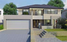 lovely idea double y house plans za 5 3 bedroom with garage
