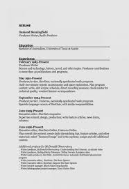 Cover Letter Journalism Example Journalism Cover Letter Examples
