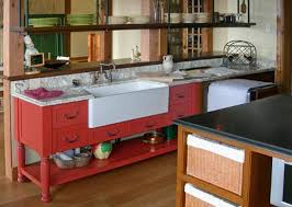 image of building a kitchen sink base cabinet