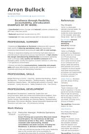 ... Production Manager Resume 6 Premedia Operations Samples ...