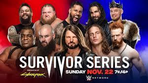 Final Picks for Roman Reigns vs. Drew McIntyre and WWE Survivor Series 2020  Card | Bleacher Report | Latest News, Videos and Highlights