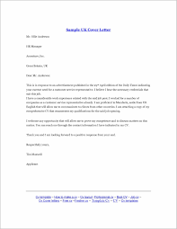 How To Do A Cover Letter For A Resume Cover Letter For Job Example Uk Cover Letter Resume Examples 56