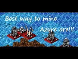 Rpg Mo Best Way To Mine Azure Ore Youtube