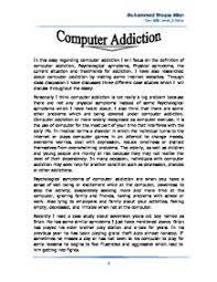 computer addiction a level computer science marked by teachers com page 1 zoom in