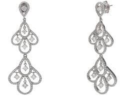 blue chandelier earrings threaded stud earrings black chandelier earrings pearl and rhinestone chandelier earrings jewelry s