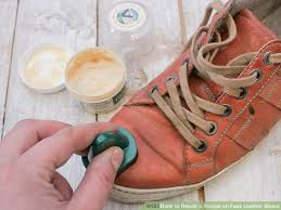 image titled repair a se on faux leather shoes step 11
