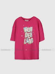 Fuchsia Girls T Shirt