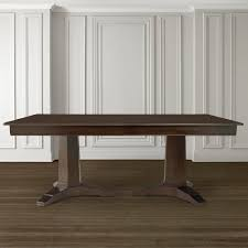 Two Pedestal Dining Table Double Pedestal Table Bassett Furniture