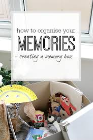 Memory Box Decorating Ideas Decorating a Memory Box Organizing Time Capsule Company 51