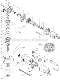 makita angle grinder 9557nb ereplacementparts com