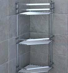 flat back corner shower shelf flat back corner shower shelf 2 shower corner shelf ideas ceramic ceramic corner shelves