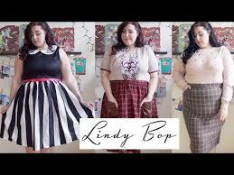 Lindy Bop Size Chart Plus Size Try On Haul Lindy Bop Plus Size