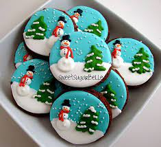 Looking for inspiration for decorating christmas cookies? It S Not Cheating Decorating Storebought Cookies The Sweet Adventures Of Sugar Belle