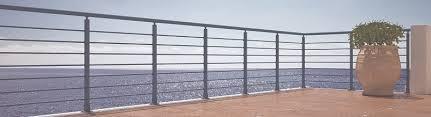 Vidrio De Aluminio Para Barandillas Balcón ExteriorBarandillas Y Barandillas De Aluminio Para Exterior