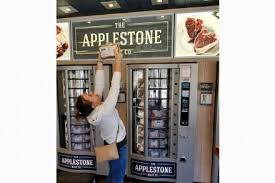 How Much Does A Vending Machine Weigh Delectable Meat Vending Machines May Be The Next Cool Thing Food Drink THE