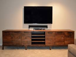 Reclaimed Media Cabinet Reclaimed Wood Media Center Console Abodeacious