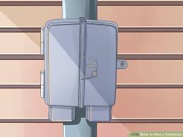 how to wire a telephone steps pictures wikihow image titled wire a telephone step 1