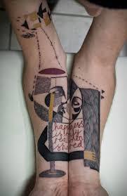 оригинальные татуировки от джейда томлинсона и кева джеймса Tatoo