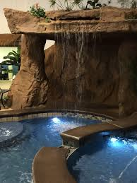 inground pools with waterfalls and hot tubs. Photo Of Wholesale Hot Tubs Recreation Warehouse - Oklahoma City, OK, United States. Inground Pools With Waterfalls And