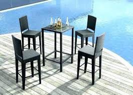 tall patio furniture outdoor chairs unique or large size of bar height high o2