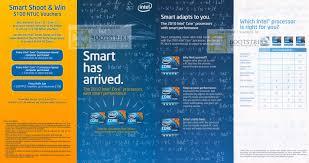 Intel Core Processors Comparison Chart I3 I5 I7 Pc Show 2010
