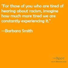 Best Black History Quotes: Barbara Smith on Racism | Quotes ...