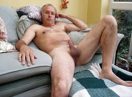 Mature gay nude men