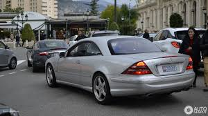 Mercedes-Benz CL 55 AMG F1 Limited Edition - 4 February 2017 ...