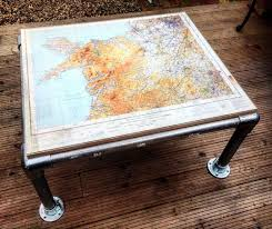 You just need wood glue, screws, aluminum tubes, and some pieces of wood or medium density fiberboard. How To Build An Easy Diy Coffee Table Simplified Building