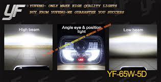 <b>HIGH QUALITY BRAND NEW</b> 7X6 LED HEADLIGHT