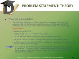 Research Problem Statement Examples Dissertation101 Research Problem Statement Www