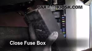 interior fuse box location 2004 2008 ford f 150 2007 ford f 150 interior fuse box location 2004 2008 ford f 150 2007 ford f 150 xl 4 2l v6 standard cab pickup 2 door