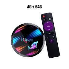 Fun H96 Max X3 TV BOX Android 9.0 STB 4G RAM+32GB/64GB/128GB ROM .4G/5G  Wifi BT4.0 1000M Media Player