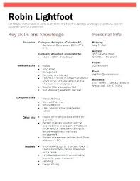 Resume Examples For College Students Gorgeous Sample College Resumes Utmostus