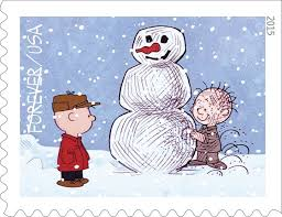 Charlie Brown Christmas Stamps Are Here To Start The Holidays Right