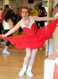 richard simmons costume female. richard simmons can wear tights under his gym socks because do whatever he wants. costume female