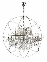 attractive white orb chandelier white company glass orb chandelier chandelierlampsinco