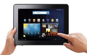 sony tablet. product sony tablet u