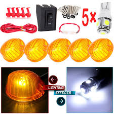 cheap lighting effects. Get Quotations · CCIYU 5X Amber 9069A Cab Marker Clearance Light+Switch+LED For Chevrolet Truck Pickup Cheap Lighting Effects M