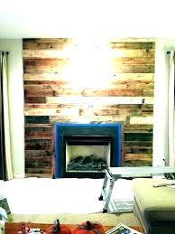 wood wall fireplace wood wall paneling