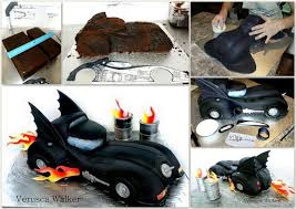 Dark Night 3d Car Cake By Verusca Walker The Cake Directory